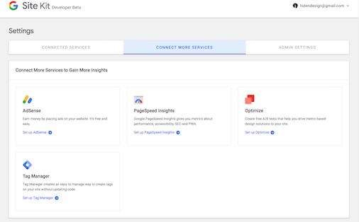 Google Site Kit Plugin für WordPress installieren und einrichten Anleitung von HidenDesign