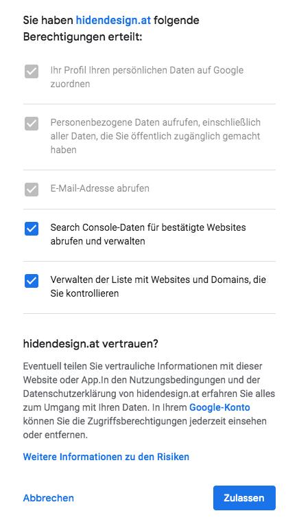 Google Site Kit Plugin fue WordPress installieren und einrichten