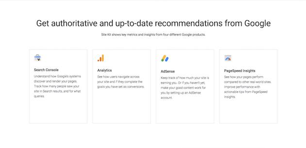 Google Site Kit Plugin fue WordPress installieren