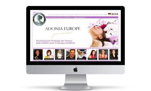 HidenDesign-Webdesign-Adonia
