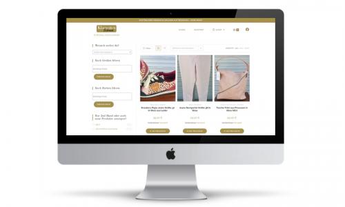 Onlineshop-Woocommerce-Klamottenschrank-HidenDesign