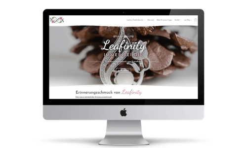 Webdesign-Website-Onlineshop-Leafinity