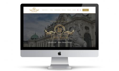 Webdesign-Wien-Limoroyal-Limousinenservice-Website-HidenDesign